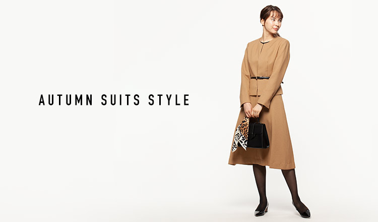 AUTUMN SUITS STYLE