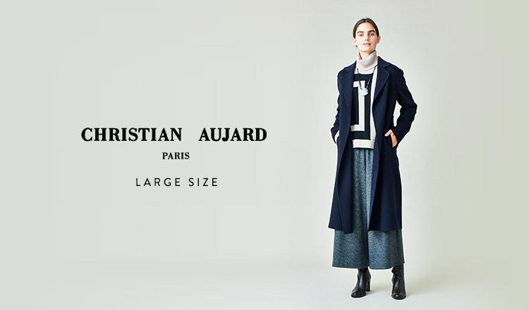 CHRISTIAN AUJARD LIBERTE -LARGE SIZE-
