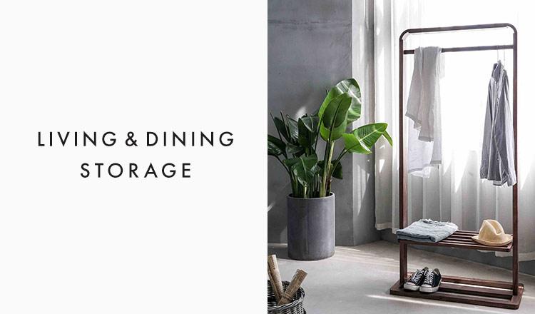 LIVING & DINING STORAGE
