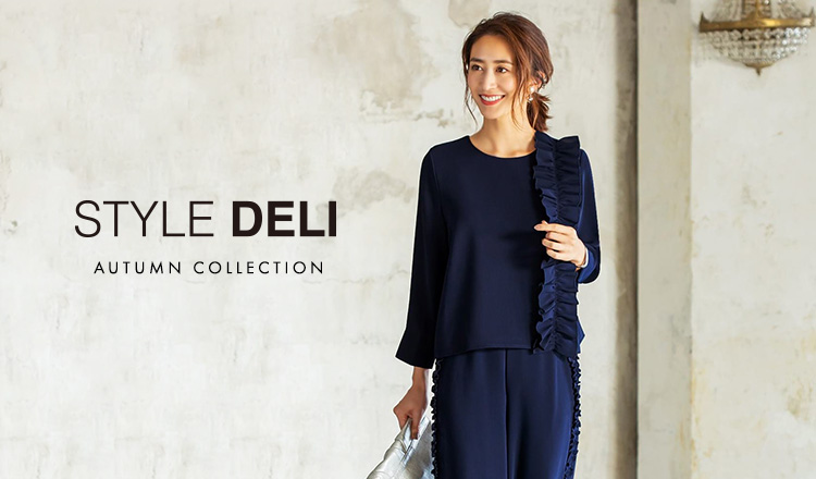 STYLE DELI -AUTUMN COLLECTION-