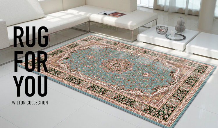 RUG FOR YOU -Wilton collection-