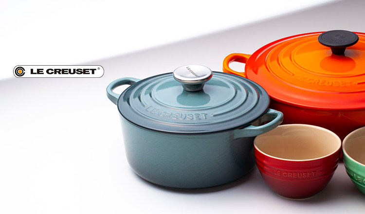 LE CREUSET -VIVID COLOR COLLECTION-