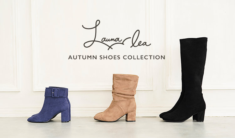 LAUNA LEA -AUTUMN SHOES COLLECTION-
