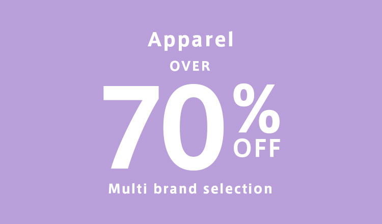 OVER 70%OFF -AUTUMN&WINTER-