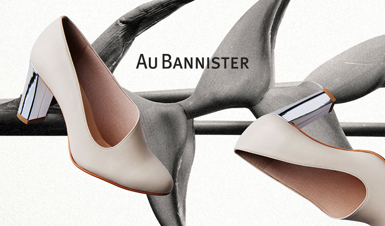 AU BANNISTER/INTERSTAPLE