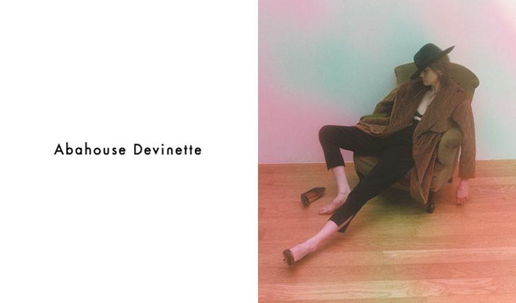 ABAHOUSE DEVINETTE/QUATRE-NEUF