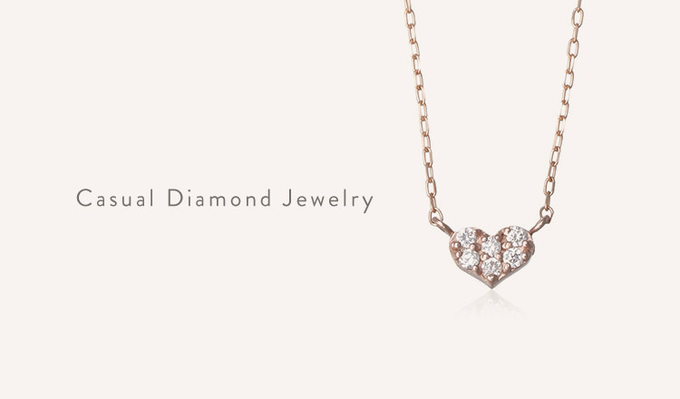 Casual Diamond  Jewelry