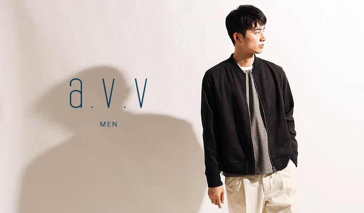 a.v.v Men - OUTER COLLECTION -
