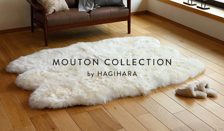 MOUTON COLLECTION  by HAGIHARA