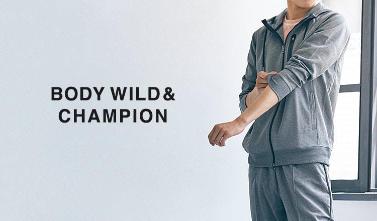 BODY WILD & CHAMPION
