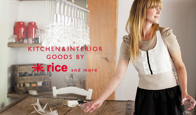 KITCHEN&INTERIOR GOODS BY RICE & MORE