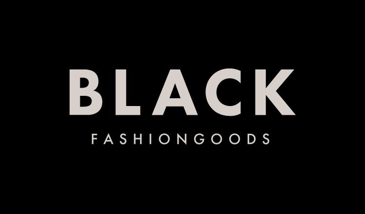 BLACK FASHION GOODS -使い勝手のいい黒小物-