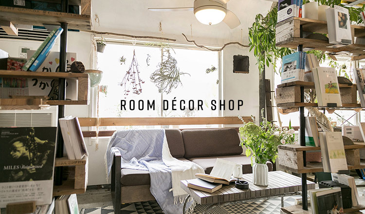ROOM DÉCOR SHOP