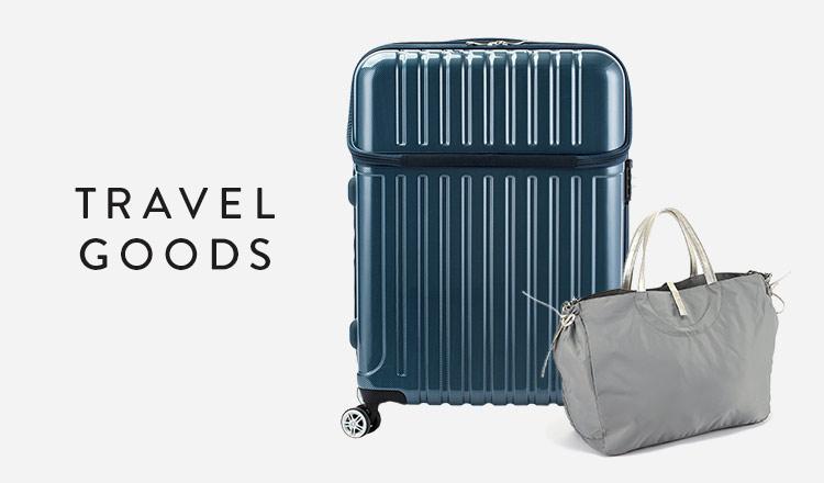 旅のマストアイテム -TRAVEL GOODS SELECTION-