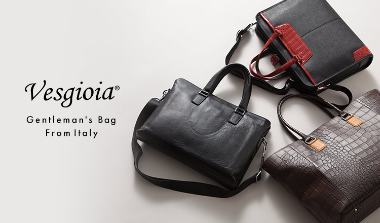 Gentleman's BAG From Italy : Vesgioia