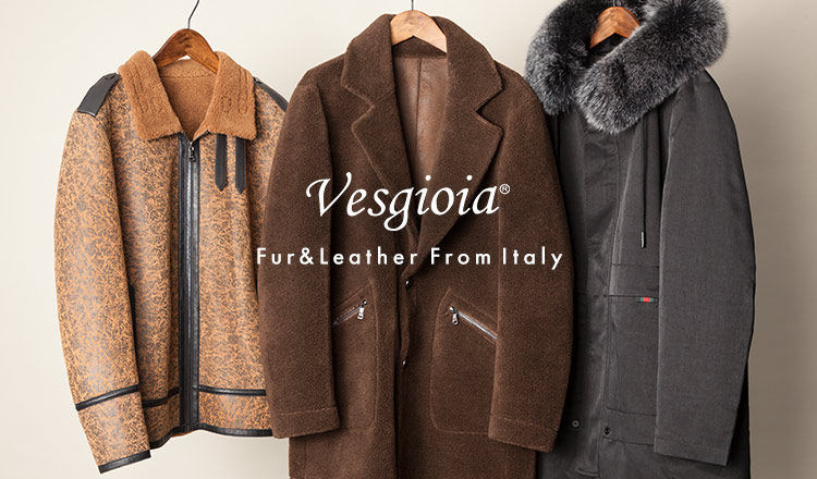 Fur&Leather From Italy : Vesgioia