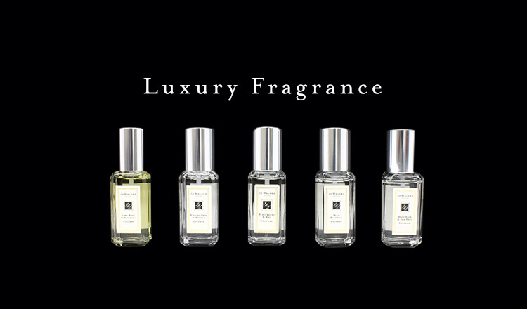 Luxury Fragrance Selection