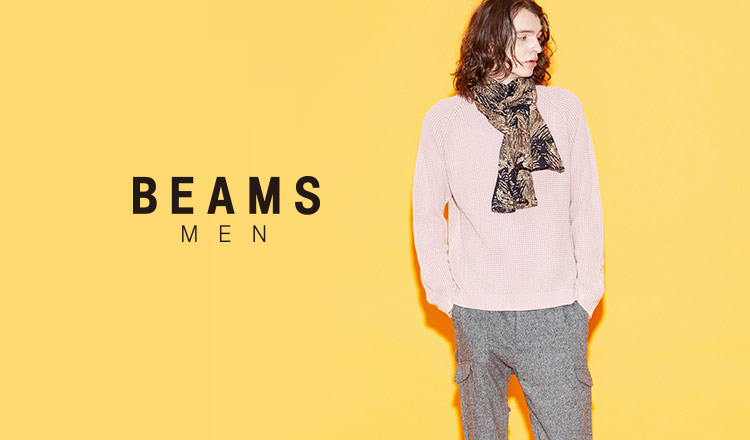 BEAMS MEN