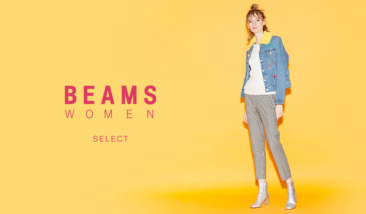 BEAMS WOMEN -SELECT-