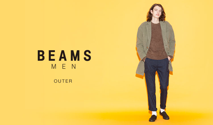 BEAMS MEN -OUTER-