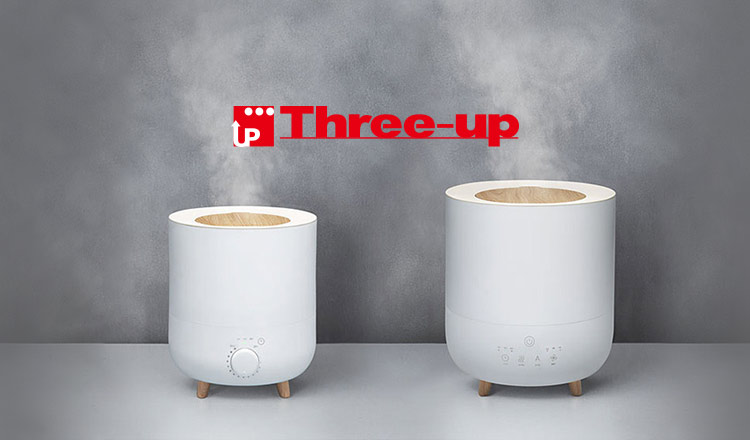 THREE UP