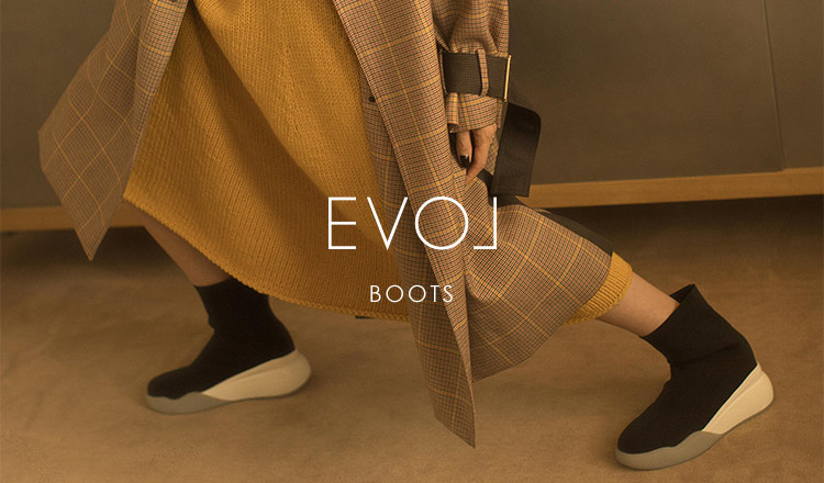 EVOL -BOOTS COLLECTION-