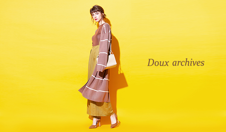 DOUX ARCHIVES -MAX 80%OFF-