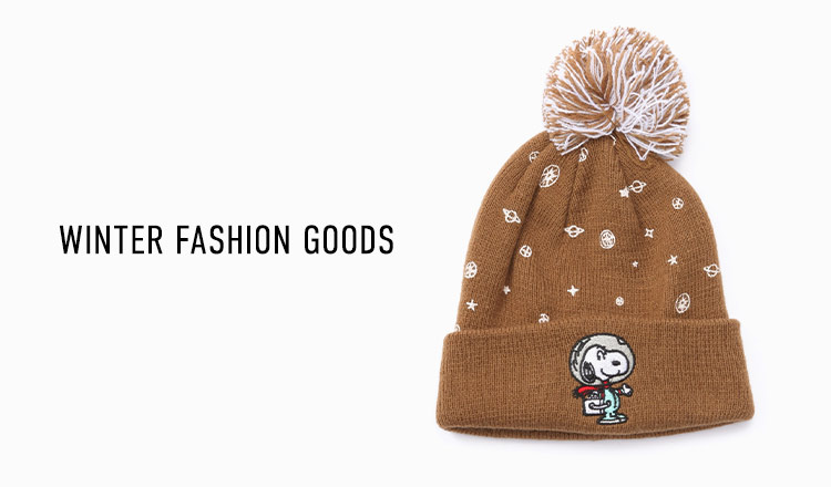 WINTER FASHION GOODS