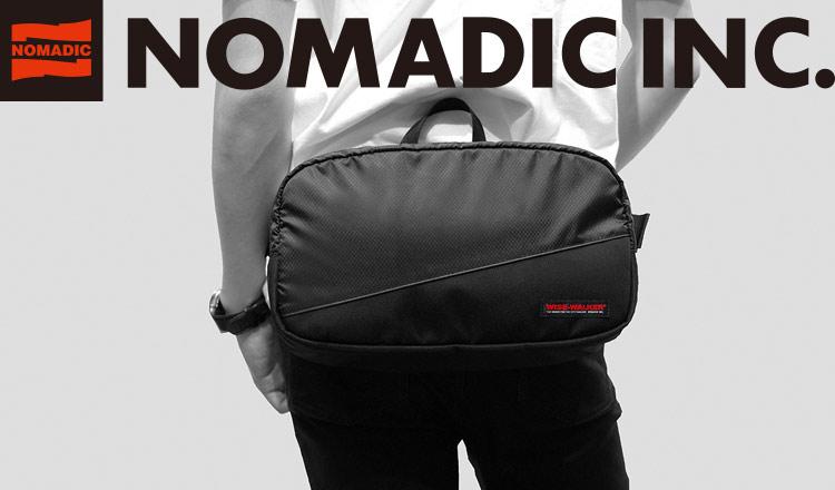 NOMADIC(ノーマディック)