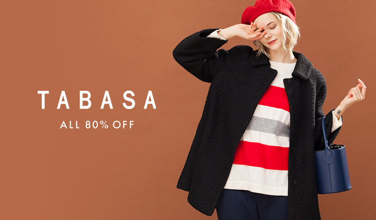 TABASA -ALL 80% OFF-