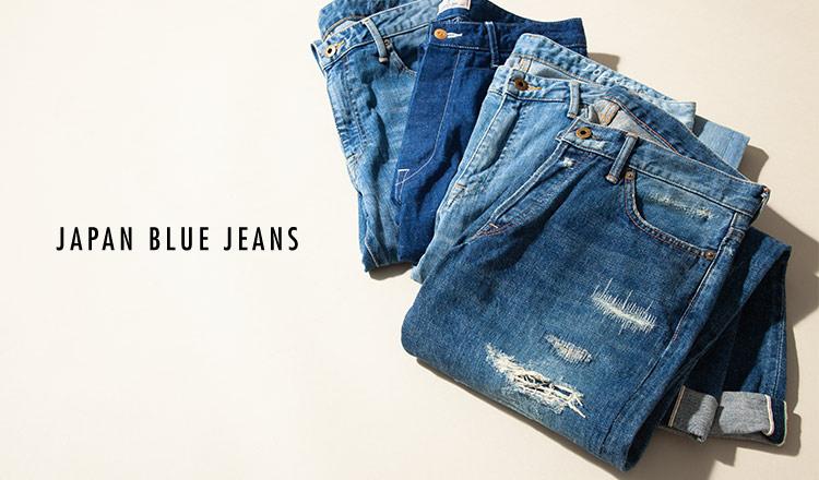 JAPAN BLUE JEANS(ジャパンブルージーンズ)