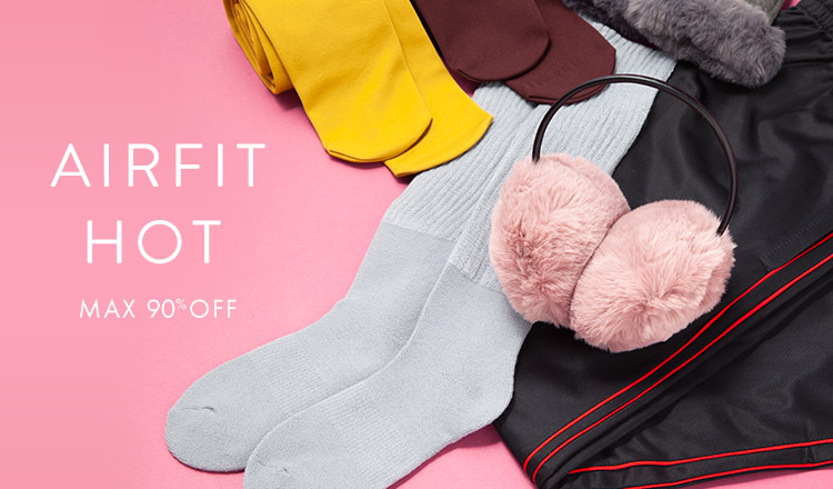 AIRFIT HOT - 極暖 美矯正 -MAX 90%OFF-