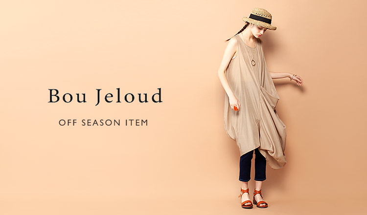 BOU JELOUD -OFF SEASON ITEMS-