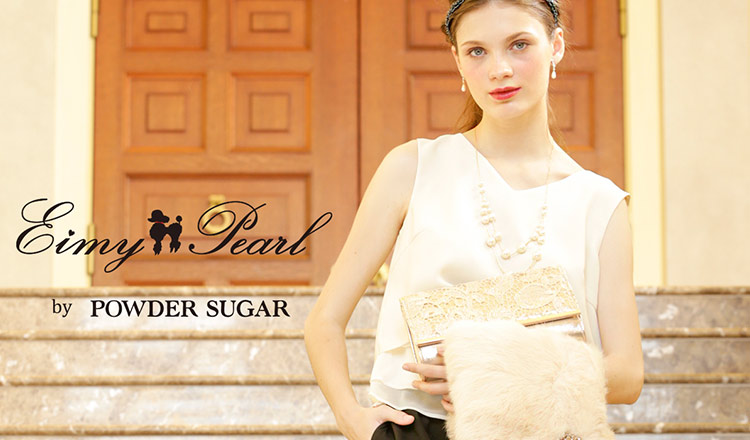 Eimy Pearl by POWDER SUGAR