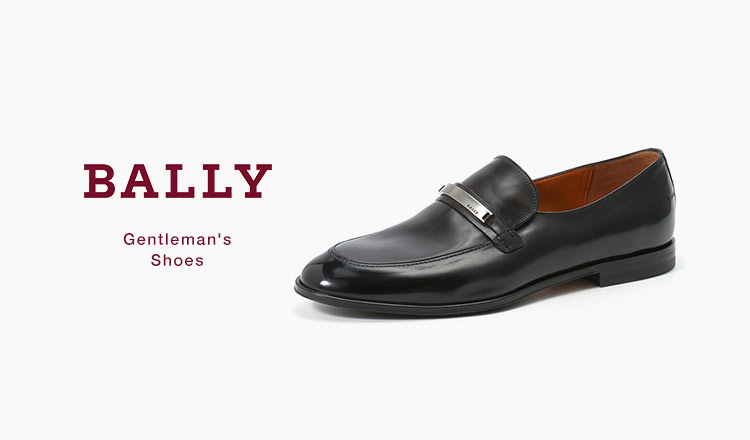 BALLY : Gentleman's Shoes