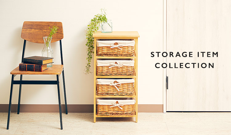 STORAGE ITEM COLLECTION
