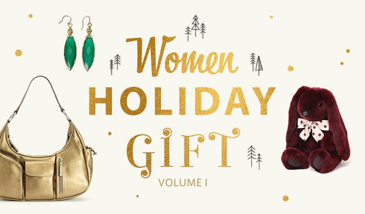 HOLIDAY GIFT WOMEN Vol.1