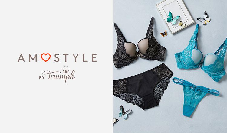 AMO STYLE by Triumph