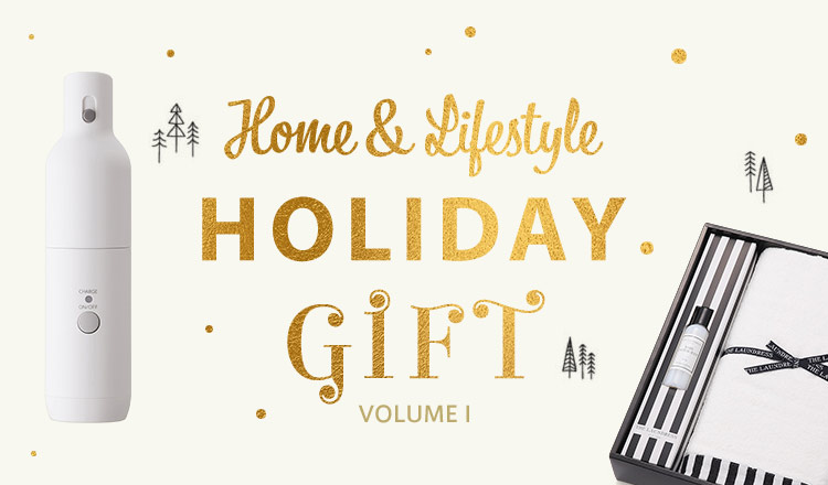HOLIDAY GIFT HOME & LIFESTYLE Vol.1