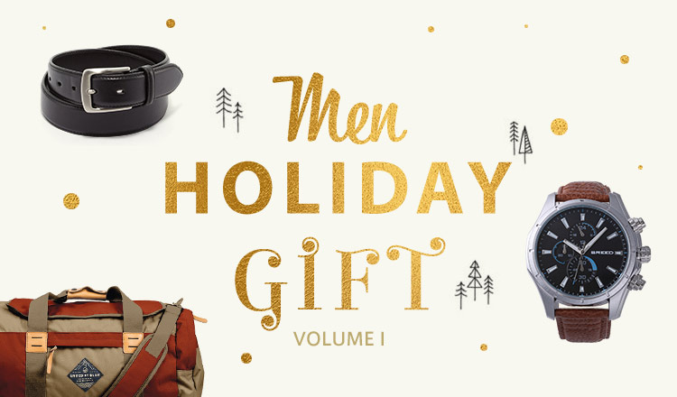 HOLIDAY GIFT MEN Vol.1