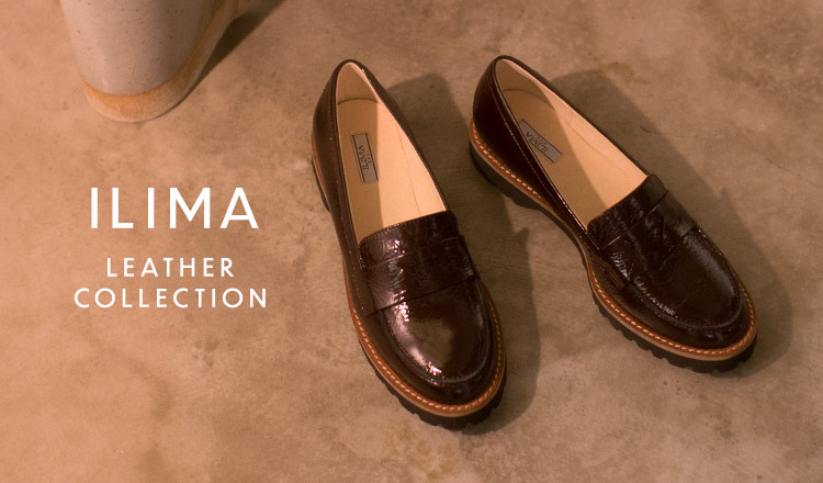 ILIMA -LEATHER COLLECTION-