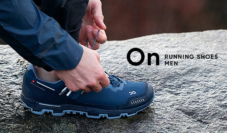 ON:RUNNING SHOES MEN