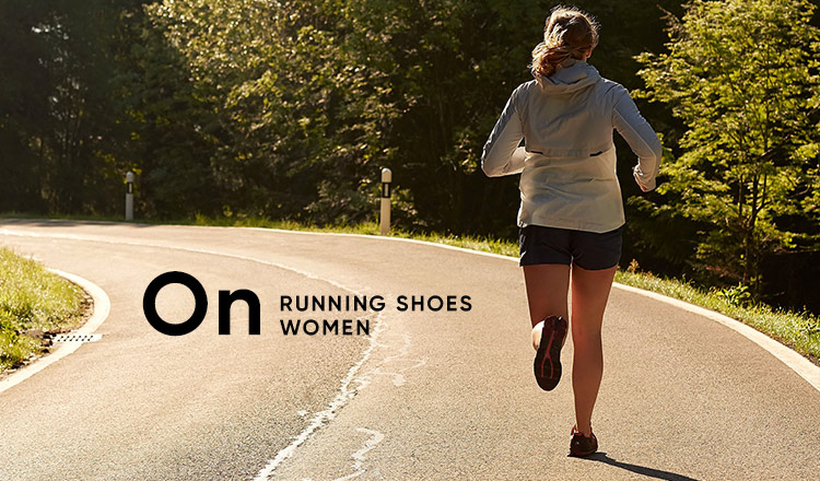 ON:RUNNING SHOES WOMEN