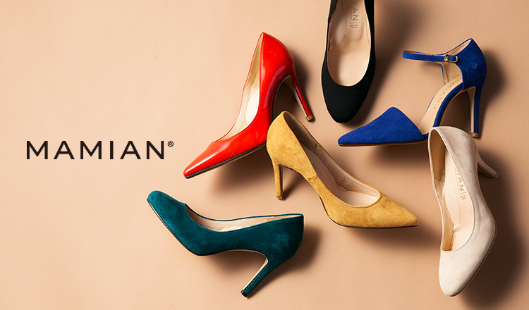 MAMIAN -PUMPS COLLECTION-