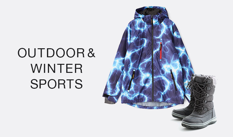 OUTDOOR & WINTER SPORT