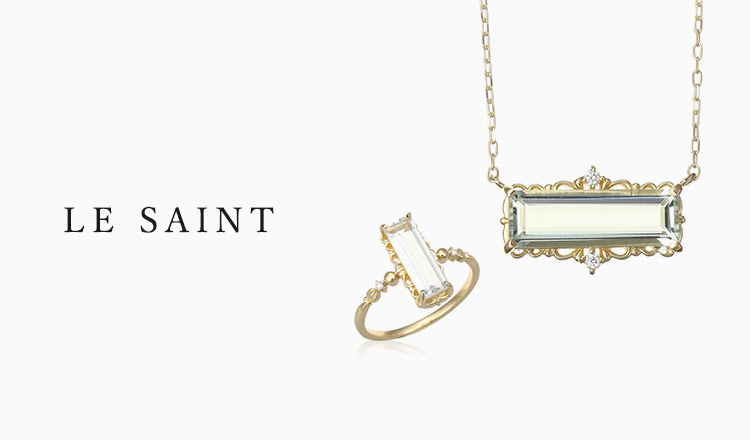 LE SAINT-winter jewelry selection-