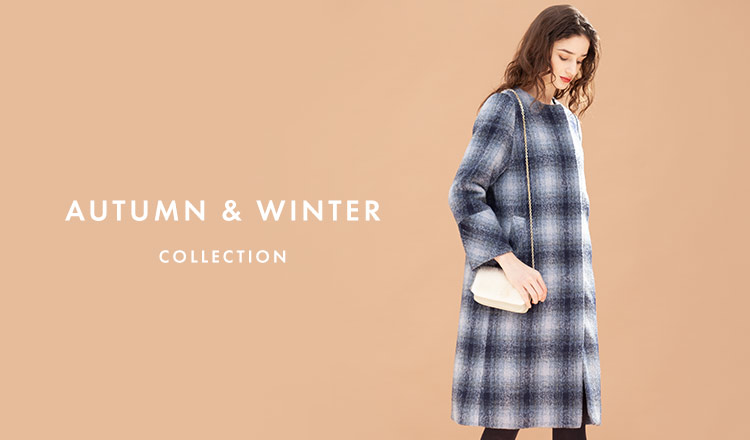AUTUMN & WINTER COLLECTION -MAX70%OFF-