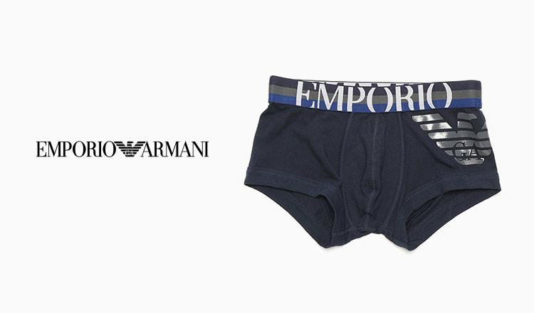 EMPORIO ARMANI Underwear(エンポリオアルマーニ アンダーウェア)