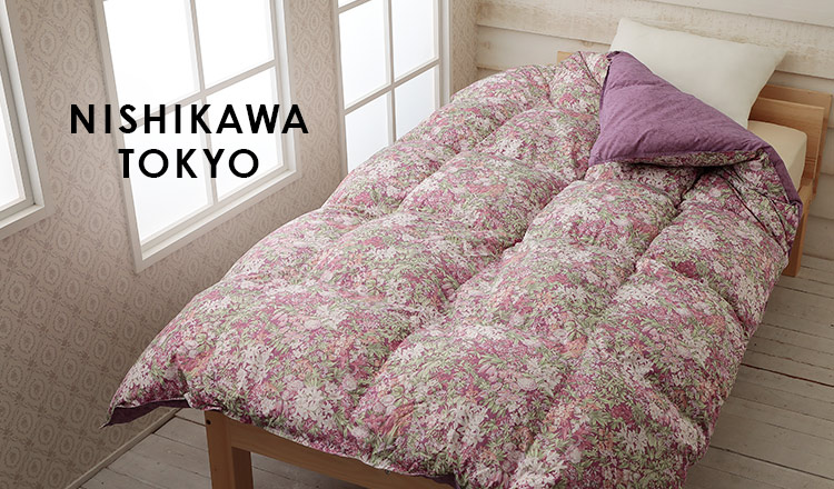 NISHIKAWA TOKYO -Down Collection-