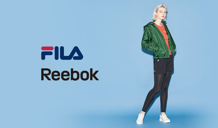 FILA/REEBOK RUNNING SPORTS WEAR WOMEN